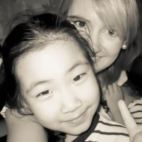 This picture was taken in August 2011 on my last day of teaching at the Choongsung English School in South Korea. I'm with 6 year-old Yena, one of the precious 14 children I had the pleasure of having in my kindergarten class this year (and also one of my young hockey gurus! ;) ) I miss the little rascal!